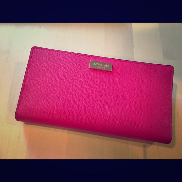 kate spade Handbags - NWOT Kate Spade- Stacey Laurel Way leather wallet